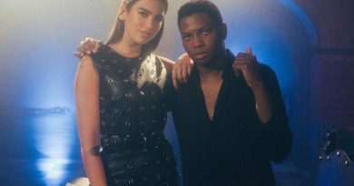 Dua Lipa y Gallant homenajean a Amy Winehouse