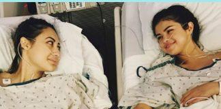 Selena Gómez recibe un trasplante de riñón