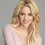 Shakira en una sesión de fotos