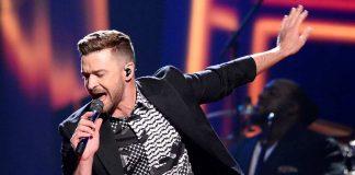Justin Timberlake actuará en la Super Bowl en 2018