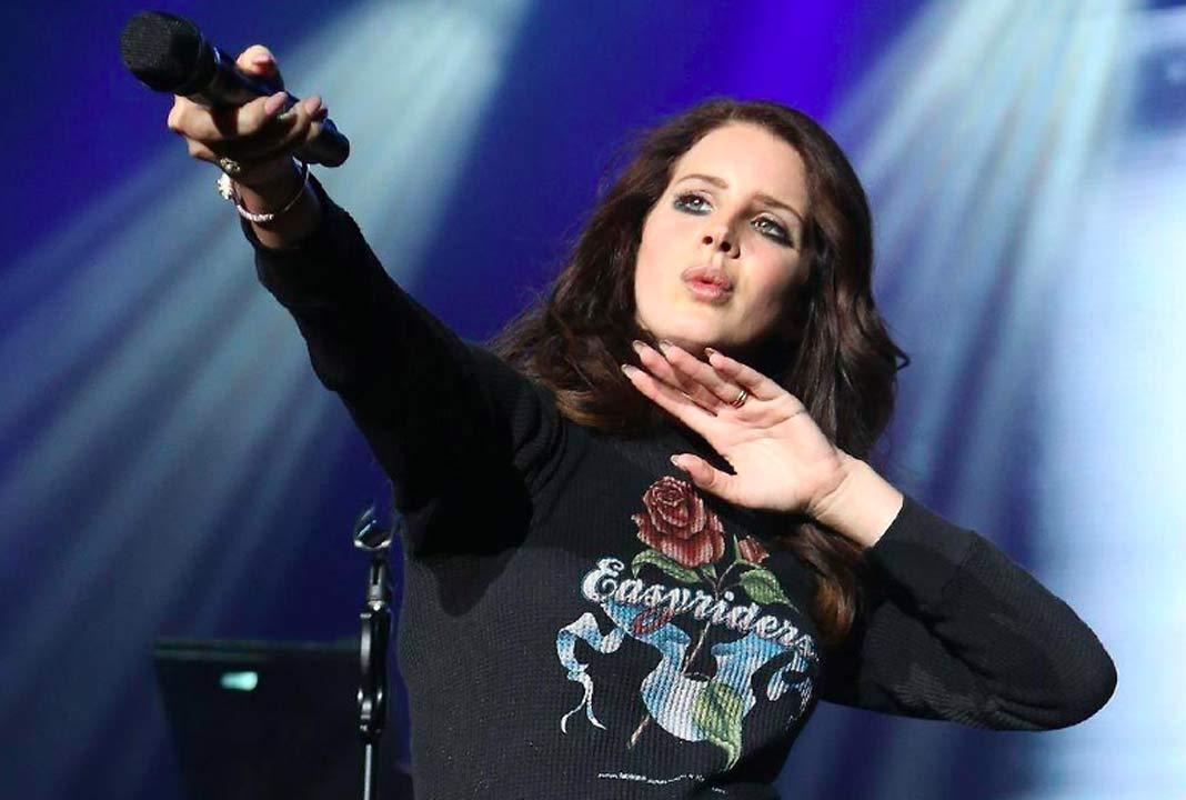 Lana del Rey visitará España en 2018