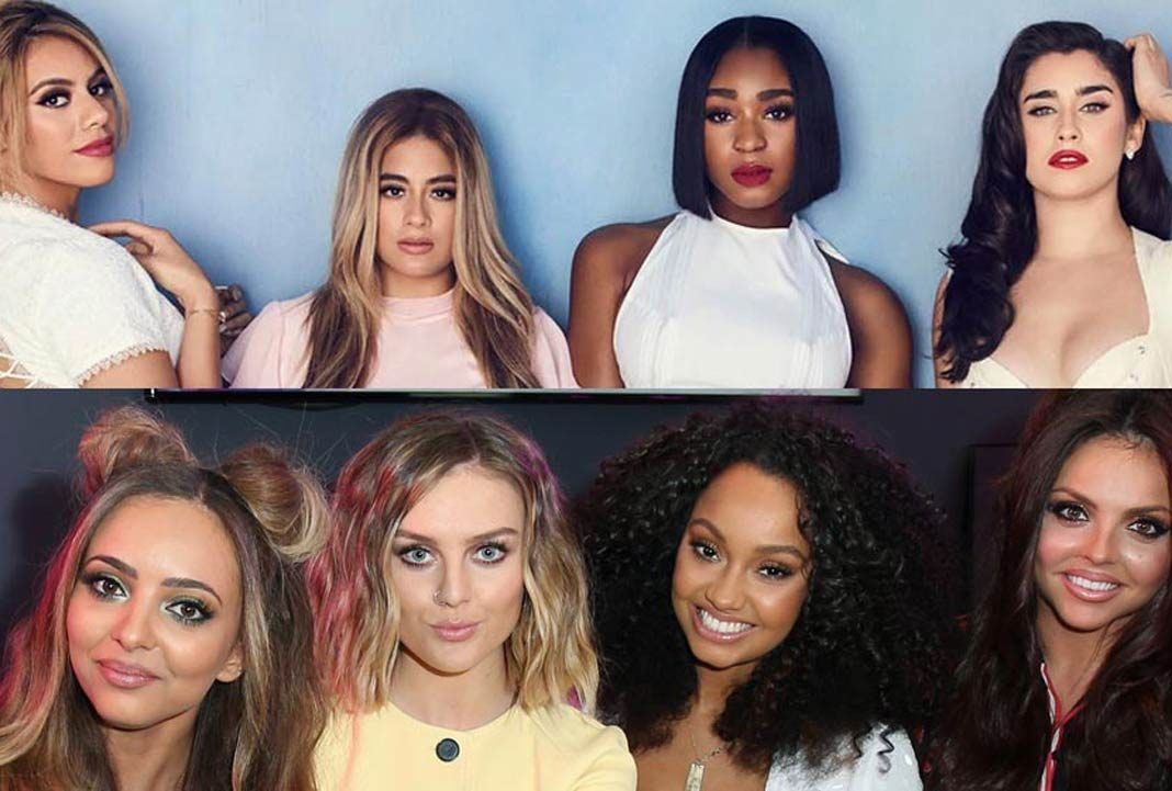 Posible colaboración Fifth Harmony y Little Mix
