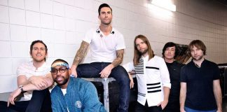 Maroon 5 lanzan su nuevo single, Whiskey