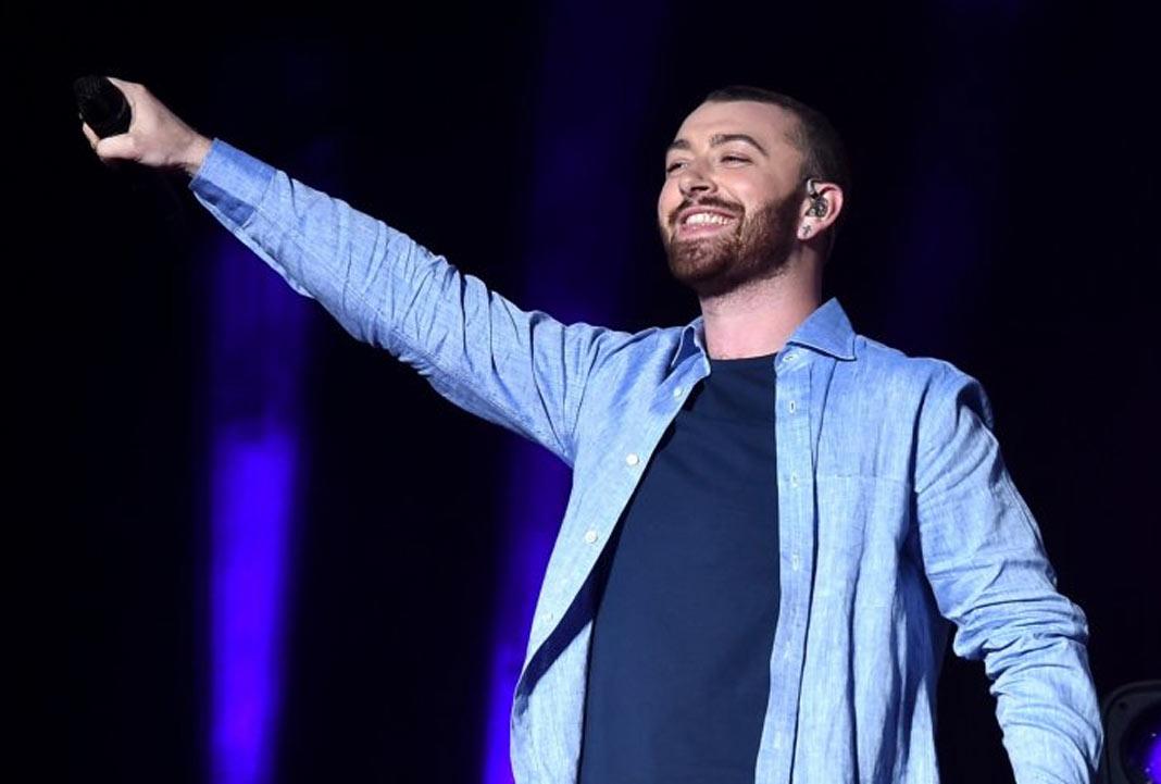 Sam Smith actuará en España 2018