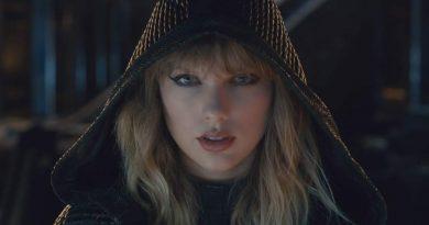 Taylor Swift en el videoclip de 'Ready For It'