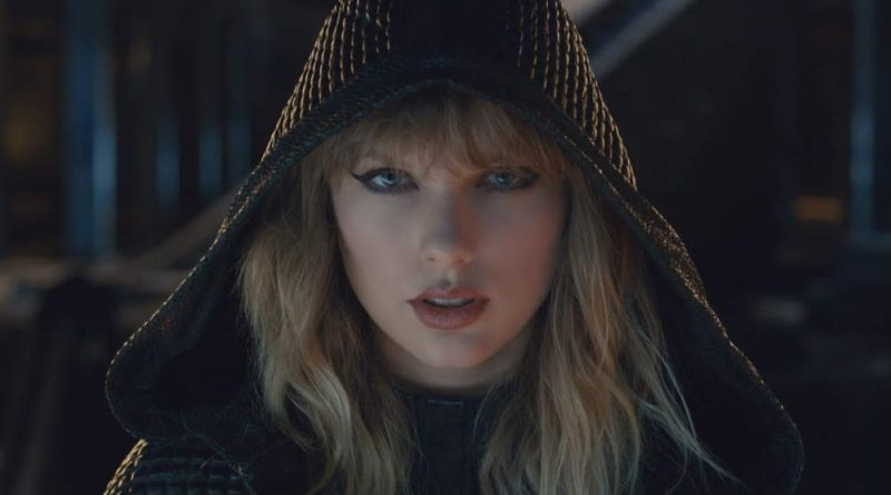 Taylor Swift en el videoclip de 'Ready For It'