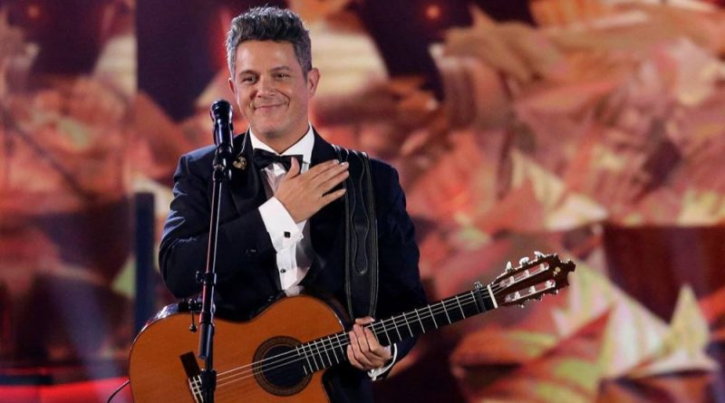 Alejandro Sanz es nombrado Persona del Año