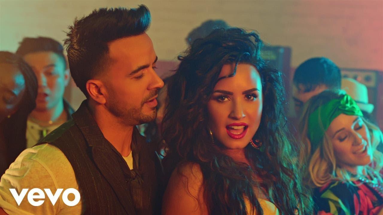 'Echame la Culpa' es el nuevo tema de Luis Fonsi con Demi Lovato