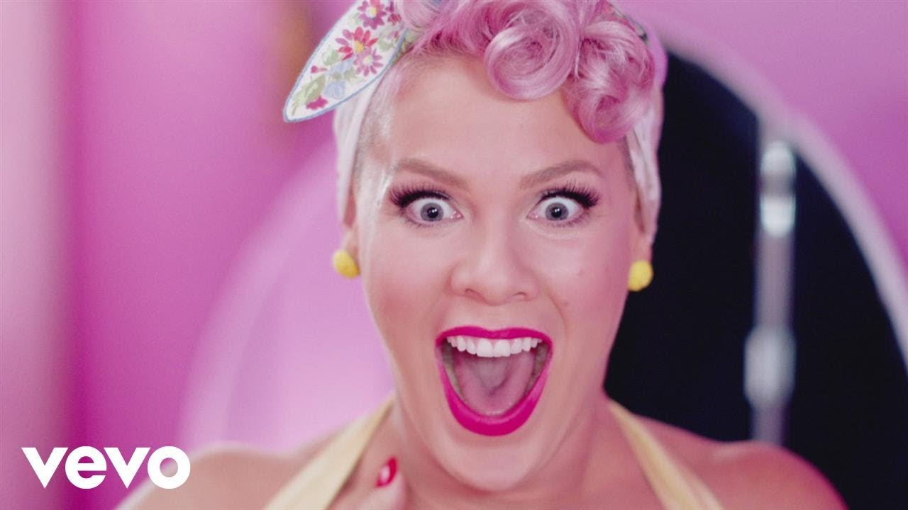 El nuevo videoclip de Pink, 'Beautiful Trauma', con Channing Tatum