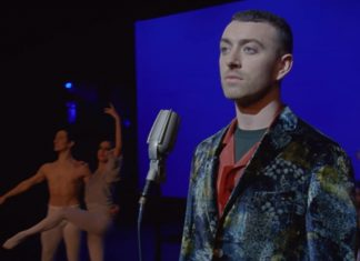 Sam Smith en el vídeo de 'One Last Song'