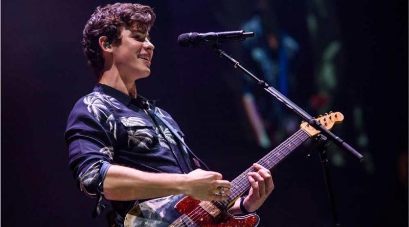 Escucha el MTV Unplugged de Shawn Mendes