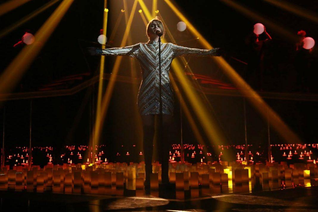Amaia interpreta 'Shake It Out' de Florence and the Machine