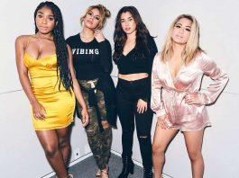 Las integrantes de Fifth Harmony