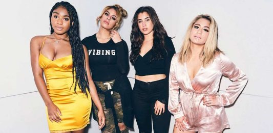 Las integrantes de Fifth Harmony