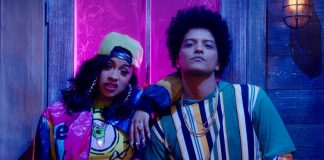 Bruno Mars lanza el remix de Finesse
