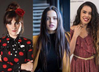 osalía, Rozalén y Beatriz Luengo estarán en los Latin Grammy 2018